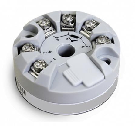 Transmetteur de tête pour canne pyrométrique PT100 vers 4..20ma série -CONVPT1004/20