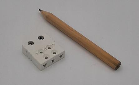 Miniature connectors for PT100